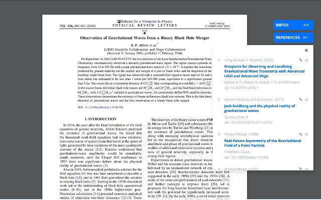 Librarian for arXiv |  Fermat's Library