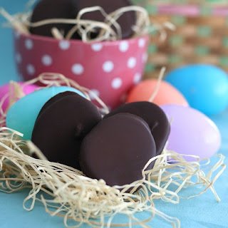 Peanut Butter Eggs – Low Carb and Gluten-Free