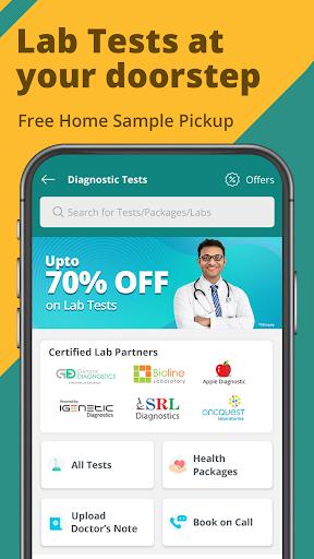 PharmEasy u2013 Online Medicine Ordering App 4.8.28 screenshots 5