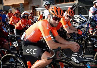Guillaume Van Keirsbulck vindt dan toch nog een nieuwe uitdaging en gaat bij Belgische wielerploeg aan de slag