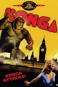 巨大猿怪獣コンガ