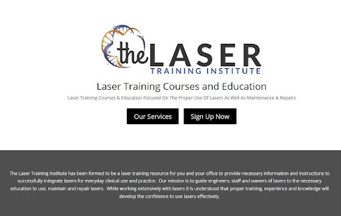 Laser Training- screenshot thumbnail