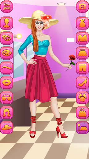 Supermodel Makeover - Glam Dress up & Make up 1.3.1 screenshots 3