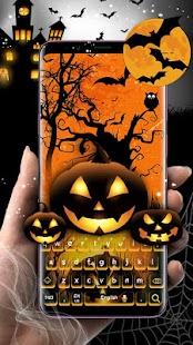 Halloween Keyboard Screenshot