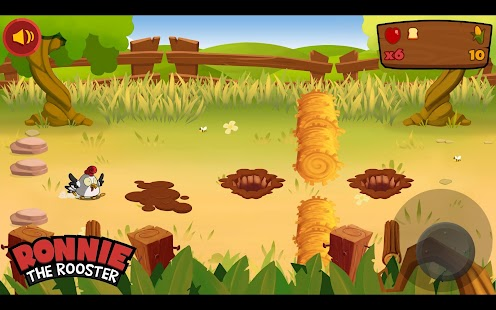 Ronnie the Rooster- screenshot thumbnail
