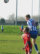 Photo: 14/01/12 v Wycombe Wanderers Youth (Football League Youth Alliance South East Conference) 0-1 - contributed by Leon Gladwell