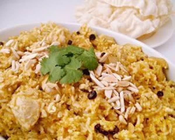 Biryani Chicken Recipe