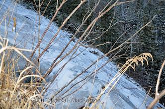 Photo: Nice run of ice.