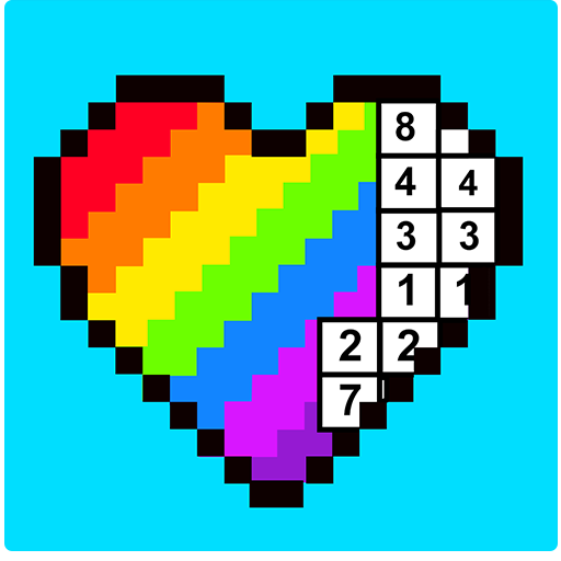 RAINBOW Color by Number - 2D & 3D Pixel Art 1.0.6