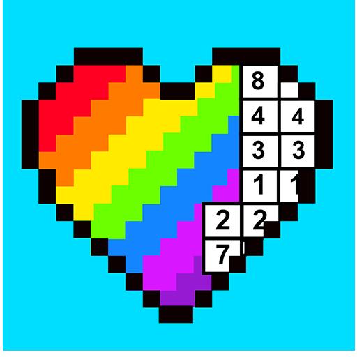 RAINBOW Color by Number - 2D & 3D Pixel Art 1.0.3