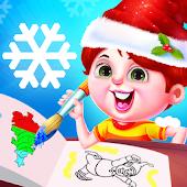 Tải Game Christmas Coloring Book