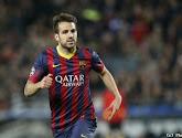 Fabregas naar Stamford Bridge, Barça heeft al vervanger