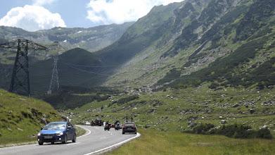 Photo: Forgalom, az van...