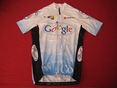 Google Bike Jersey