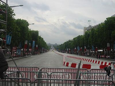 2005 Tour de France - Champs-Élysées