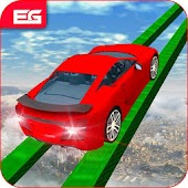 98% Impossible Tracks Car Stunts Race
