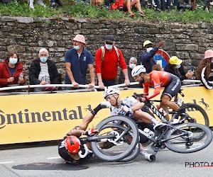 Dreigen er acties na valpartijen en het in de wind slaan van verzoek van renners? 'Staking op til in Tour de France'