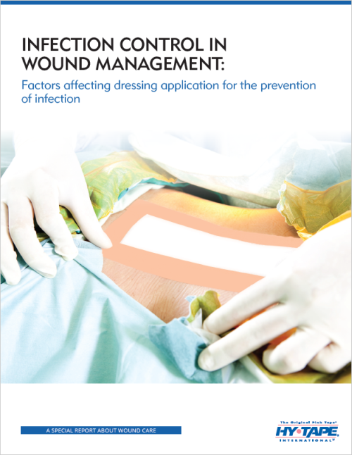 Infection Control in Wound Management