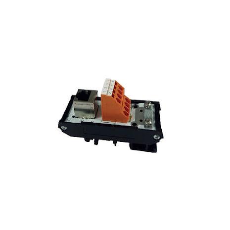 PASO ACRJ45/M-DIN   Kabeladapter DIN motage