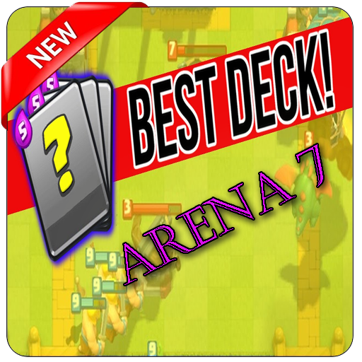 Battle Deck Arena Clash Royale