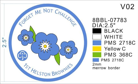 Calling all Guiding fundraisers - we'll help design your badges for free!
