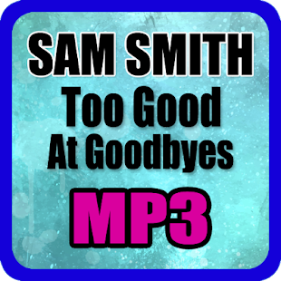 Sam Smith Too Good At Goodbyes - náhled