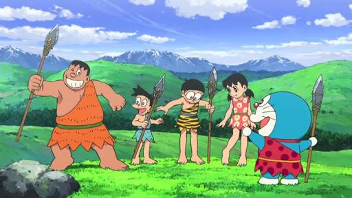 La película Eiga Doraemon Shin Nobita no Nihon Tanjo se estrenará el 5 de marzo