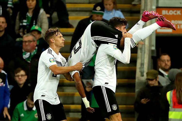 🎥 Lob, Madjer et festival de buts: un match fou entre l'Allemagne et la Suisse