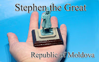 Stephen the Great‐Republic of Moldova‐