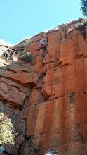Photo: Everybeginnershould aspire to climb this classic 18.