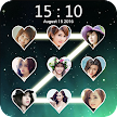 Lock screen photo APK