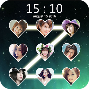 Lock screen photo APK Download for Android