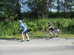 Photo: Bike-walking ;)
