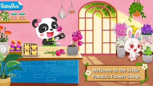 Little Pandau2018s Fashion Flower DIY apkpoly screenshots 7