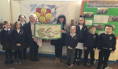 School's 'good health' awarded