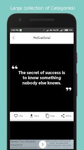 Best Quotes and Status App Download For Android and iPhone 2