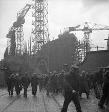 Photo: Ναυπηγεία Γλασκώβη 1944