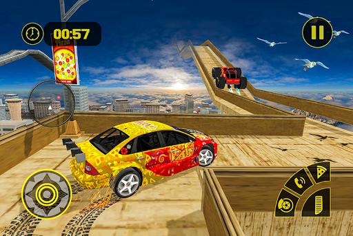 Livraison de pizza: cascadeur sur la rampe  captures d'écran 2