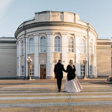 Wedding photographer Anya Piorunskaya (Annyrka). Photo of 18.11.2018
