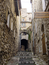 Photo: Stone construction in the Old Town.