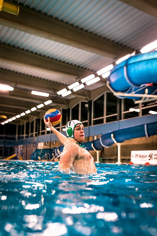 Heren 1 Waterpolo mechelen 2016-2017