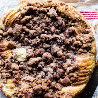 Apple And Cinnamon Crumble Top Cake Recipes