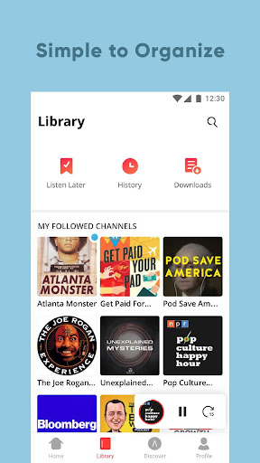 Himalaya - Free Podcast Player & Radio App 2.1.18 screenshots 5