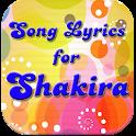 Songs Lyrics for SHAKIRA PIQUE icon