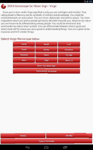 Daily Horoscope 2018 screenshot 12