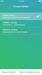 CareSocial.Die Pflegesoftware. screenshot 6