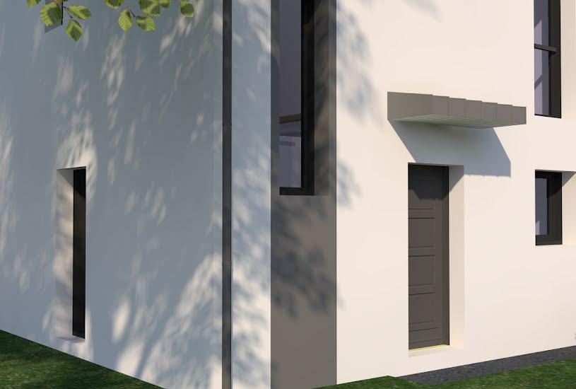 Vente Terrain + Maison - Terrain : 413m² - Maison : 82m² à Nivillac (56130)