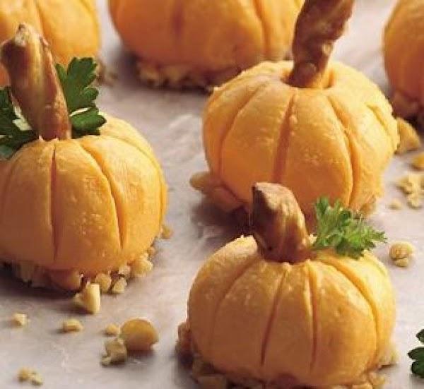 Pumpkin Patch Appetizers Recipe