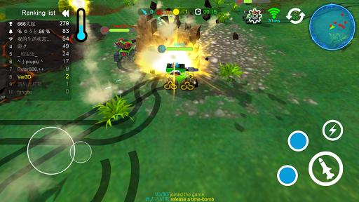 Battlefield Tank 3D android2mod screenshots 4