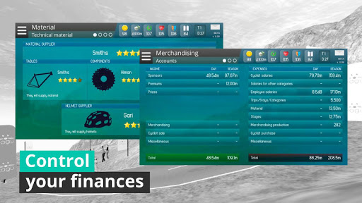Live Cycling Manager 0.153 {cheat|hack|gameplay|apk mod|resources generator} 5